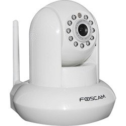 Buy Cheap Foscam FI9821W  V2 Megapixel HD 1280 x 720p H.264 Wireless/Wired Pan/Tilt IP Camera with I...