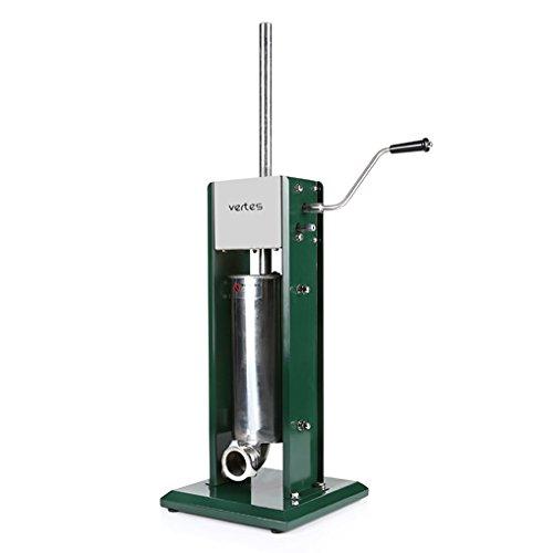 vertes-remplisseuse-de-saucisses-cylindre-en-acier-5l-2-vitesses