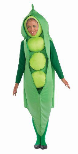 Adult Peas Costume