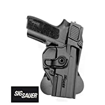 Level-3 Retention Holster for Sig Sauer SP2022/SP2009 Black Model IMI-Z1390 Right Hand Fulfilled by Amazon