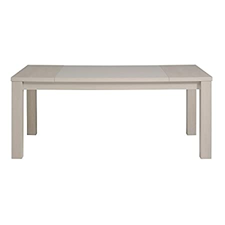 Table rectangulaire - Gabin - Acacia clair - l 180 x P 78 x H 90 cm