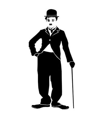 LINEA ARTISTICA Vinilo Decorativo Chaplin