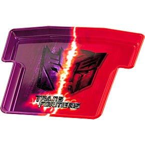 Transformers 9in Kid Plate