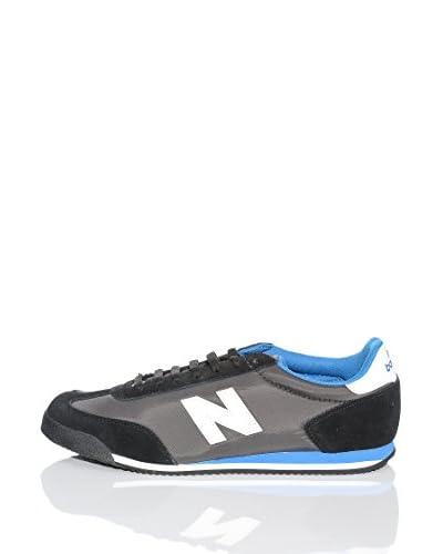 New Balance Sneaker M360 Custom Classic [Antracite/Nero/Blu]