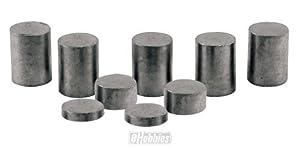 Pinecar Tungsten Incremental Cylinder Weights 3 oz. from Horizon Hobby