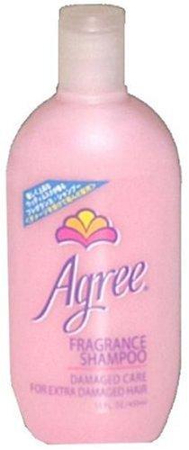 International-Cosmetics-Agree-Shampoo-Fragrance-Shampoo-450ml-Japan-Import