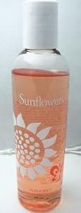 Sunflowers By Elizabeth Arden Euphorics Bath and Shower Gel 8.0 oz 240ml