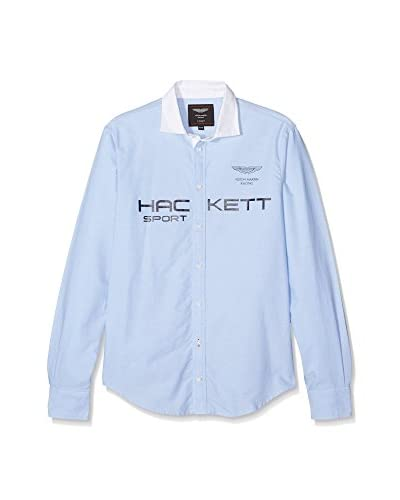 Hackett London Camicia Casual [Bianco]