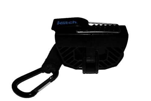 The Klitch - Footwear Clip (Black)