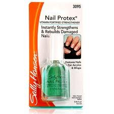 Sally Hansen Nail Protex Vitamin-Fortified Strengthener-0.45 Oz