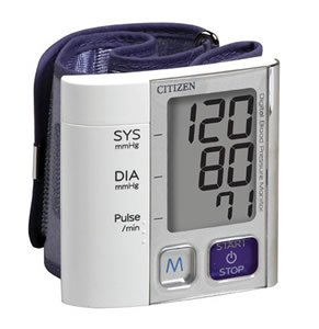 Cheap Citizen Wrist Digital Blood Pressure Mon Citizen Wrist Digital Blood Pressure Mon (VER-CH-657)