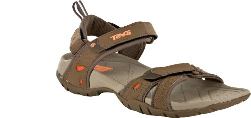 Teva Numa Womens Sandals BROWN