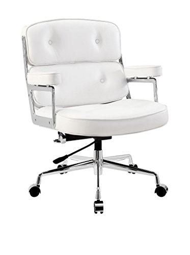 White Wood Chair front-1074607