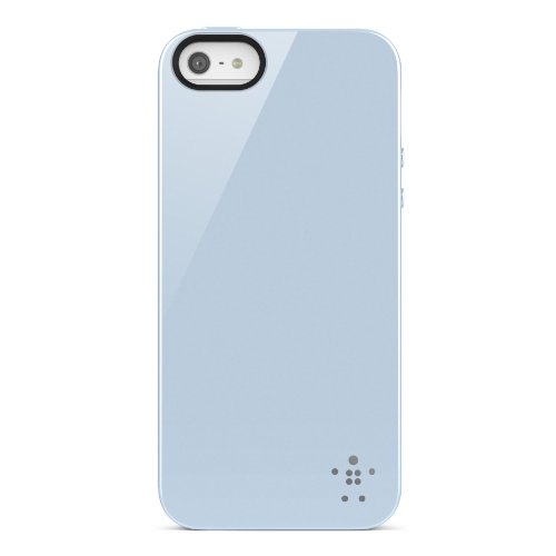 Belkin Grip Case for iPhone 5 Ice, F8W158VFC02 (Ice)