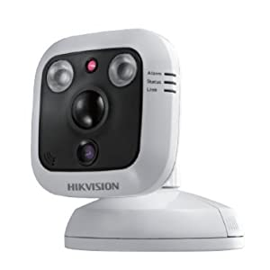 Hikvision DS-2CD8464F-EIW Alarm Pro 1.3MP Indoor Cube IP Security Camera
