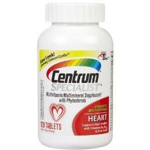 Centrum Specialist Heart Complete Multivitamin Supplement