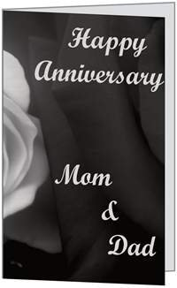 Anniversary Beautiful Love Mom Dad Parents Flower