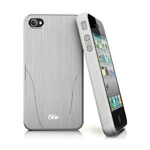 iSkin aura Case For iPhone 4/4S - White