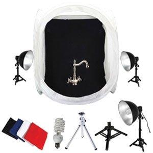 Buy  Photo Softbox Light Tent Professional Soft box Lighting Cube Kit 32
