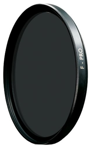 B+W 77mm #110 Neutral Density (ND) 3.0 Filter +10 Stops - F-PRO Mount