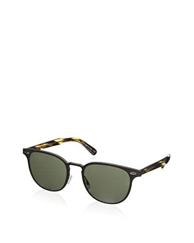 Oliver Peoples OV1179S Unisex Sheldrake Metal Sunglasses, Brushed Brown