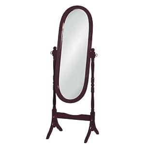 Premier Housewares Miroir psyché Bois Acajou (Import Grande Bretagne) 31Sfjpw7ywL._SL500_AA300_