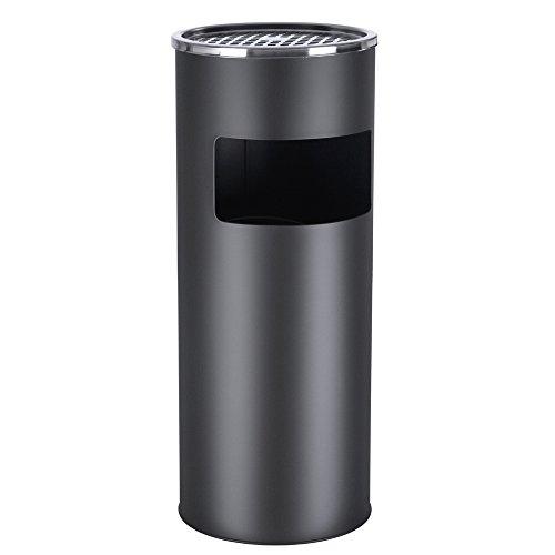 Songmics 60 5x24 5cm pattumiera posacenere portacenere for Amazon portaombrelli