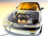 PKW / Auto WAECO Kfz-Innenraum Heizlüfter 1350 W komplett mit Anschluss-Set 230 V - Das clevere Komplett-Set: Günstig & bequem zum perfekt vorgeheizten Auto