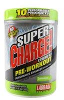 Labrada Supercharge! Xtreme 4.0 Lemon-Lime -- 1.76 Lbs