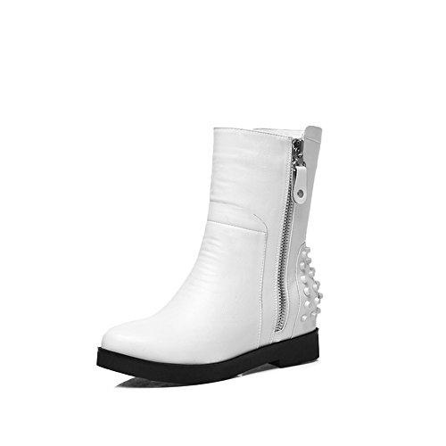 balamasa-girls-square-heels-rivet-white-imitated-leather-boots-3-uk