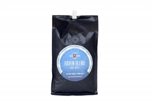 Spotted Cow Coffee Company - Raven Blend 1 Lb