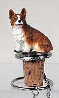 Welsh Corgi, Pembroke Dog Bottle Buddy (3 In) Picture