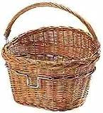 Rixen Kaul Klickfix Wicker Front Basket