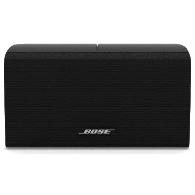 Read About Bose Acoustimass Horizontal Cube Center Channel Speaker - Black