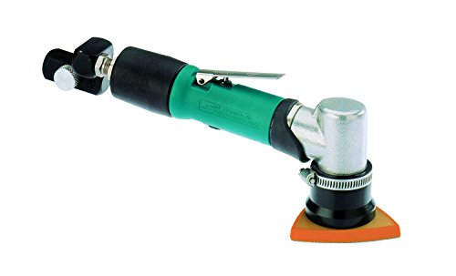Dynabrade 57900 Non-Vacuum Dynafine Detail Sander, Teal (Triangular Detail Sander compare prices)