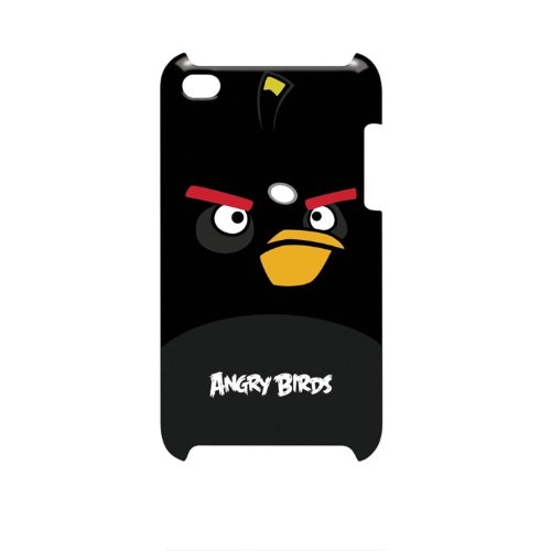 Gear4-Angry-Birds-Clip-On-Schutzhlle-Case-fr-iPod-Touch-4th-Generation-Black-Bird