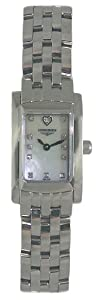 Longines L5.158.4.94.6 SS Mini Dolce Vita Womens Watch - MOP
