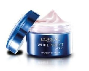 New!! L'OREAL WHITE PERFECT LASER - DAY CREAM SPF 19/PA+++ - 50g, AsiA