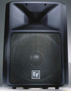 Electro Voice Sx300 E 300-Watt, 12-Inch 2-Way Speaker System