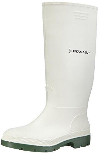 Dunlop-Gummistiefel-380-BV-DU380BV-Herren-Stiefel-Wei-WeiGrn-39-EU