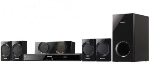 Panasonic 1000 Watt 5.1 Surround Sound Full Hd 3D Blu-Ray Disc Home Theater System