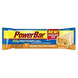 20 G Protein Plus P.B. Cookie Bar, Pack of 15