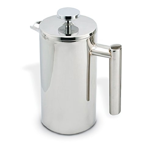Cuisinox Double Walled French Press, 800ml