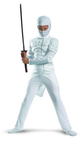 G.i. Joe Retaliation Storm Shadow Classic Muscle Costume