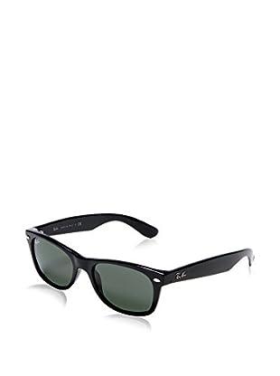 Ray-Ban Gafas de Sol Polarized RB21329015855 NEW WAYFARER (55 mm) Negro / Verde Oscuro