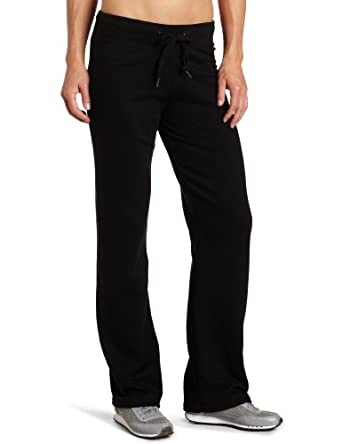 Buy Champion Ladies Eco Fleece Open Bottom Pant by Champion