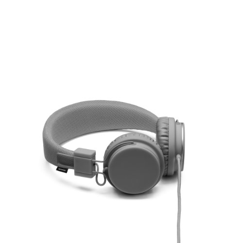 Urbanears Plattan Over The Ear Headphones For Iphone Ipod Touch Android - Grey