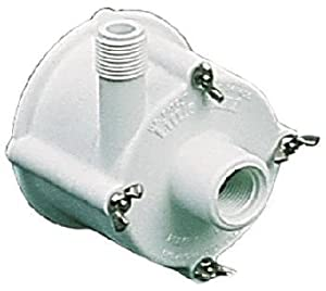 Little Giant 2-MD-SC Pump Head Less Motor (580598)