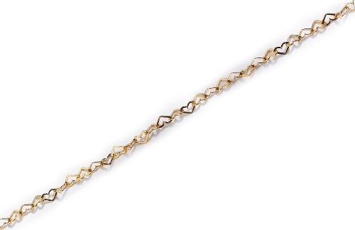 giani-bernini-24k-gold-over-sterling-silver-anklet-heart-chain-anklet