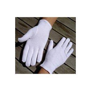 r-mt Servoprax Soft-Hand coton Gants, Lot de 5paires